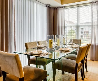 Dining Room, Northgate Crossing