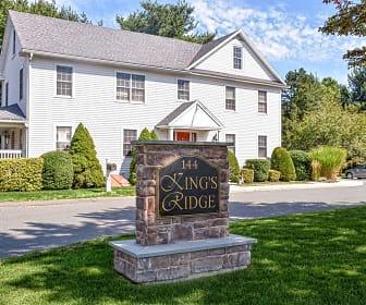 Community Signage, King's Ridge
