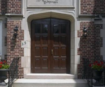 Edgehill Court, Overbrook, Philadelphia, PA