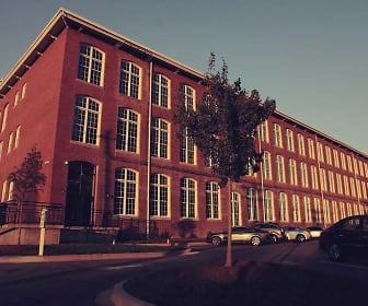 Drayton Mills Loft Apartments, Spartanburg Community College, SC