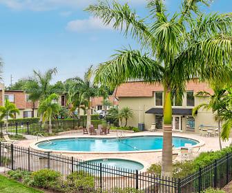Pool, Park Pointe Apartments