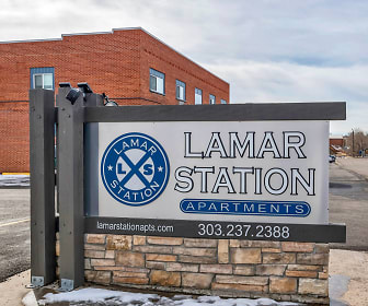 Lamar Station Apartments, Colorado School of Trades, CO