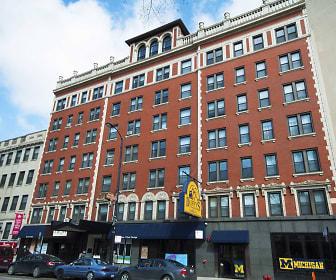 Building, 424 W. Diversey
