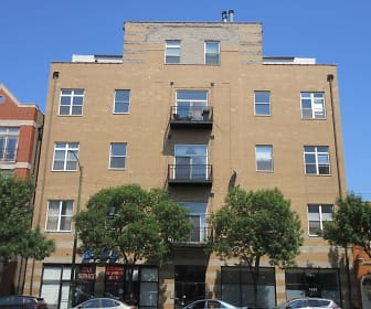 1625 N Western Ave Apt 201, North Side, Chicago, IL