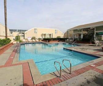 Pool, Greenhouse Apartments