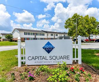 2800 Capital Square, Victorian District West, Savannah, GA
