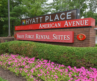 Valley Forge Suites, Wayne, PA
