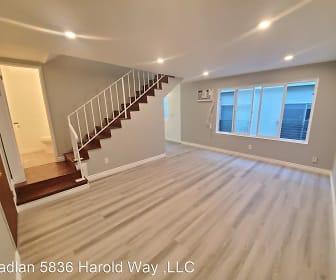 5836 Harold Way, Hellen Bernstein High, Hollywood, CA