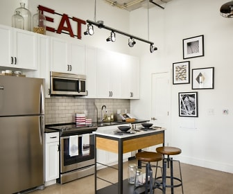 Contemporary Kitchens, The Hecht Warehouse at Ivy City