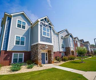 Building, Limestone Creek Apartment Homes