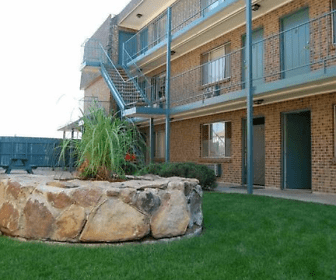 Golden Nugget Apartments, Rock Solid High School, Littleton, CO