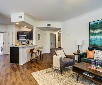 Living Room, Botanica Cottages