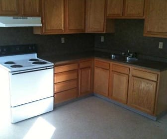 Kitchen, Phoenix Apartments