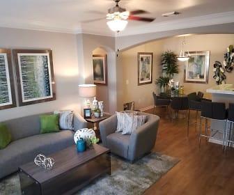 Living Room, Timberlakes At Atascocita