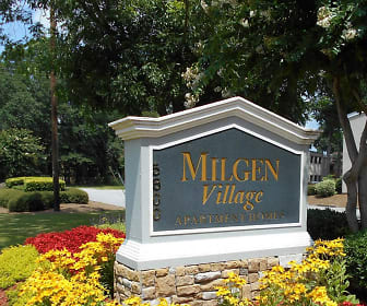 Community Signage, Milgen Village