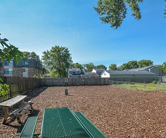 Let your dog get some exercise in our Bark Park!, Upper Town Apartments