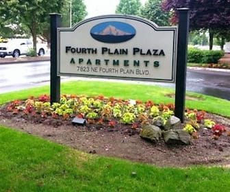 Community Signage, Fourth Plain Plaza