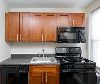 Kitchen, Highland Montgomery