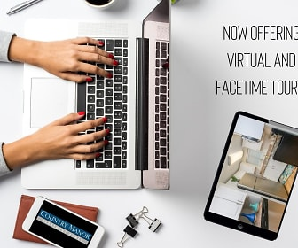 Tour our beautiful community from the comfort of your home with our virtual tours. Call us today to schedule one!, Country Manor