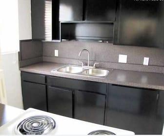 Kitchen, Palomas Apartments