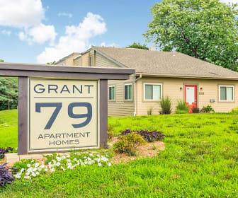 Community Signage, Grant 79