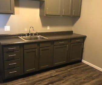 Kitchen, Christie Corners Apartments