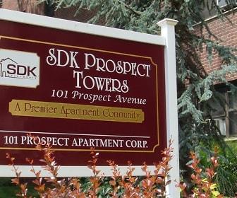 SDK Prospect Towers, Fairleigh Dickinson University, NJ