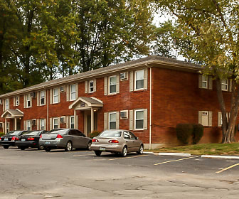 Preston Oaks, Bon Air, Louisville, KY