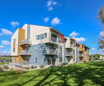 Building, Artisan Square Apartments