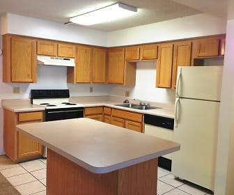 Kitchen, Sierra Pointe
