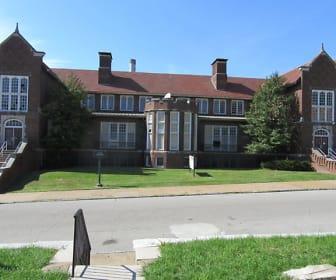 Lyon School Apartments, Imperial, MO