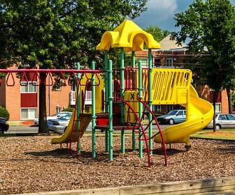 Oxon Hill Village, Potomac High School, Oxon Hill, MD