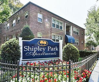 Community Signage, Shipley Park