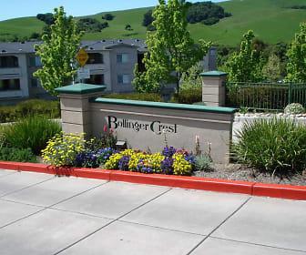 Bollinger Crest Apartments, Crow Canyon, San Ramon, CA