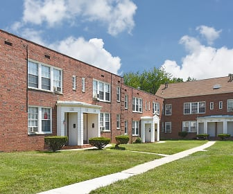 Oaklee Village, University of Maryland Baltimore County, MD