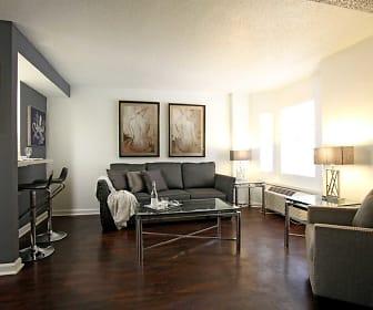 Fountainbleau Apartments, Mid City, New Orleans, LA