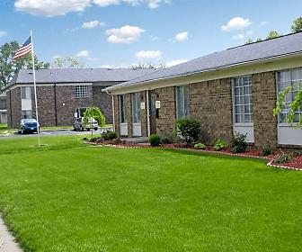 Building, Remington on Rockville