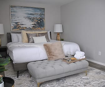 Bedroom, Pickwick Farms