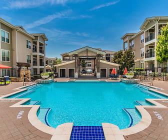 Pool, Lakewood Flats Apartments