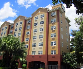 Building, Furnished Studio - Miami - Coral Gables