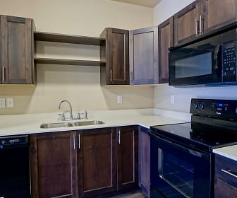 Kitchen, Canyon View Crossing Apartments