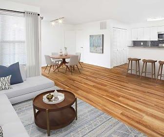 Living Room, Avalon Princeton Junction