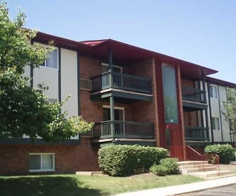 Exterior, Darlington Court Apartments
