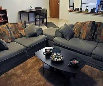 Living Room, Berkshire Gardens