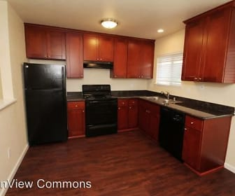 Kitchen, TownView Commons