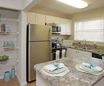 Kitchen, Boca Winds