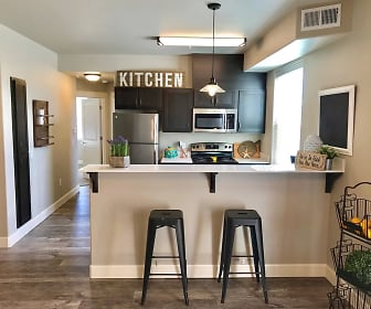 Kitchen, The Reserve at Metolius