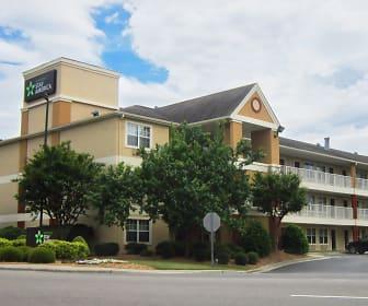 Building, Furnished Studio - Fayetteville - Owen Dr.