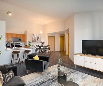 Fairfax Apartments, Heartland School, Omaha, NE