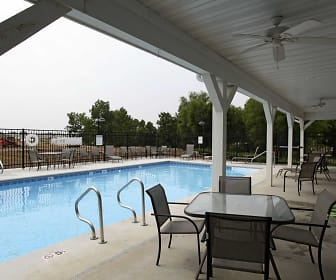 Pool, TippeRiver Downs
